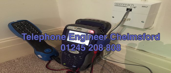 Telephone Engineer Chelmsford